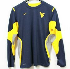 b6fa7560bd56 Nike Long Sleeves Team West Virginia Mountaineers Football Jersey size xs