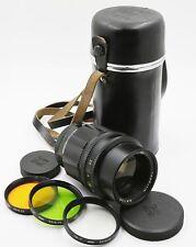 Exc! TAIR-11A 2.8/135mm M42 Russian lens Zenit KMZ