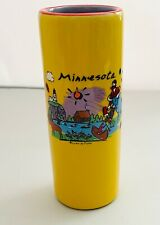 Luke-A-Tuke Minnesota Tall Shooter Shot Glass Souvenir