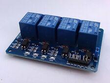 5V 4-Channel Relay Board Module Arduino Raspberry Pi ARM AVR : £6.75 FREE p&p