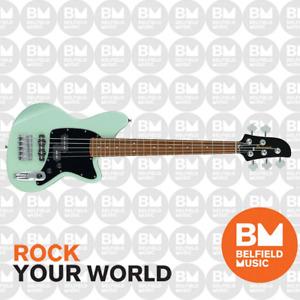 Ibanez TMB35 Talman Bass Guitar 5-String Mint Green - TMB35MGR - Brand New