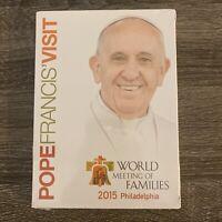 Pope Francis' Visit World Meeting of Families 2015 Philadelphia DVD