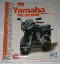 Reparaturanleitung Yamaha FZS 1000 Fazer, Baujahre ab 2001