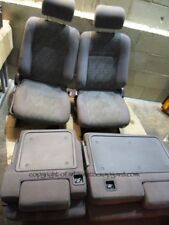 Isuzu Trooper Duty 3.0 91-02 Gen2 seat set front + rear seats + seat belt + head