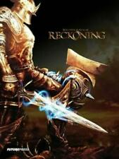 Kingdoms of Amalur Reckoning The Official Guide Hardcover for 3 Days Only