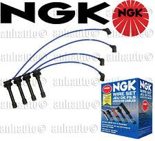 NGK Spark Plug wire Set  Honda Civic CX; DX; LX; 1.5L; D15B7/D15B8  92-95