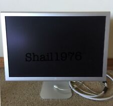 """Apple 20""""  1081 Cinema HD Display DVI Monitor w/out Power Supply Adapter."""