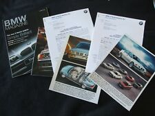 1999 BMW 3-Series Sedan 3 Brochure Press Kit Magazine Set 323i 328i E46 Catalog