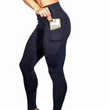 Women's Fitness Sport Yoga Pants Push Up Leggings with Pocket Running Sportswear