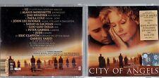 CITY OF ANGELS CD OST U2 Alanis MORISSETTE Jude PETER GABRIEL Eric Clapton 1995