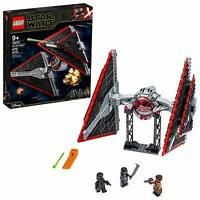 LEGO Star Wars Sith TIE Fighter 75272 Building Kit New 2020 Kid Toy Gift