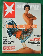 STERN 1973 Nr. 47: Windmühle als Wohnhaus/Energiekrise/BMW-Motorrad