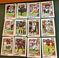 2018 Score Football Cards 331-440 RC base Rookies (You pick your card) NFL BW