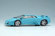 MakeUp EIDOLON EM322E 1:43 Lamborghini Diablo SE30 1993 turquoise blue