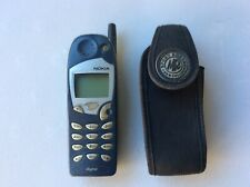 Vintage NOKIA 5125 Cell Phone W/ Battery and Cover Bag