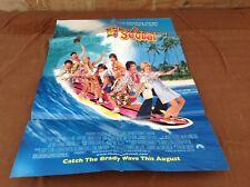 1996 A Very Brady Sequel Original Movie House Full Sheet Poster