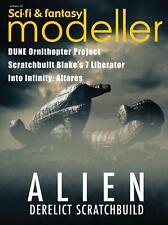 Sci-fi & Fantasy Modeller Volume 22 - Alien derelict - Blak's 7 Liberator - Dune