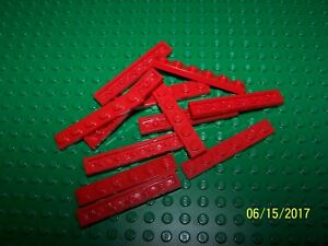 Lego 1x6 Plate Qty 12 (3666) - Pick your color