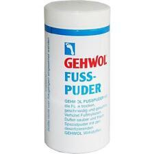 GEHWOL Fußpuder Str.Ds. 100g PZN 3965525