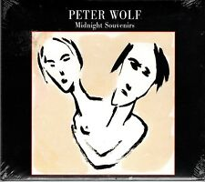 """PETER WOLF """"MIDNIGHT SOUVENIRS"""" CD 2010 verve sealed"""