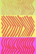 Postcard Maija Isola Marimekko Design: Silkkikuikka,1961 MINT