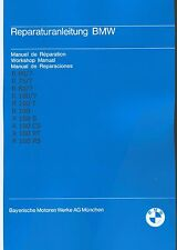BMW Werkstatthandbuch / Reparaturanleitung R 100, 80 75, 60, R80 R100 R100RS neu