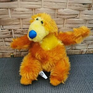 Nanco Bear In The Big Blue House Plush Toy (vintage?)