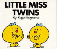 Little Miss Twins by Roger Hargreaves (Paperback, 1984)