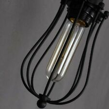 Vintage Loft Led Cage Wall Light Industrial Lighting Fixture Shade Lights Modern