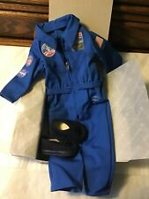 American girl doll Luciana Flight suit Nib RETIRED