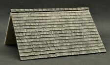 DioDump DD116-B Old shingle roof 1:35 scale resin diorama building accessory