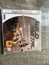 Wild Metal (Sega Dreamcast, 2000) *SEALED*