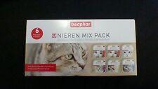 NEW / BOXED - Beaphar - Renal Kidney Diet Mixed Pack - 600g - 6 x 100g