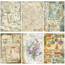Stamperia Collection A - Decoupage Rice Paper A3 Sheet - VARIOUS DESIGNS