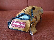 Spalding T100 Baseball Glove Youth 9 1/2 inch T.Ball World Hand Crafted VGC