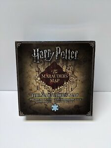 Marauders Map 1000 pcs Oversized Jigsaw Puzzle Noble Collection Harry Potter