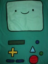 Adventure Time BMO Costume Cosplay T Shirt Womens Juniors Size XS