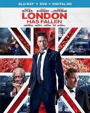 London Has Fallen (Blu-ray/DVD/Digital, NEW, 2016, 2-Disc Set) Gerard Butler