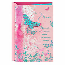 Hallmark Greetings Card - Thankful for Your Love Birthday Card for Mom