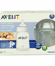 Philips AVENT Classic BPA Free Polypropyle Anti-colic...