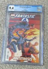 Fantastic Four Antithesis #1 CGC 9.4 1 in 50 incentive.