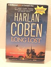 Long Lost by Harlan Coben - 2010 Abridged CD Audio Book Set