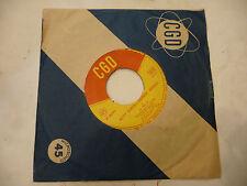 """JOHNNY DORELLI&BETTY CURTIS""""UNA MARCIA IN FA-disco 45 giri  CGD 1960 """""""