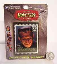 Shelfwear Universal Studios Monsters Boris Karloff in FRANKENSTEIN Stamps Magnet