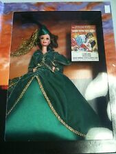 Original Scarlett Ohara 1994 Collectors Edition Barbie Doll