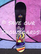Vintage 1999 / 2000 Lib Tech Jamie Lynn Pro Model Snowboard sun wave mervin