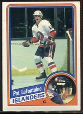 1984-85 O-Pee-Chee 129 Pat LaFontaine Rookie (c)