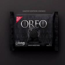 Oreo Game of Thrones Chocolate - 432g Limited Edition x 3 Packs - BBE - 17/10/19