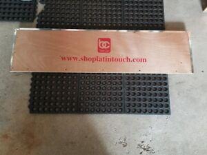 Long Side Panel Part for Caja China Roasting Box