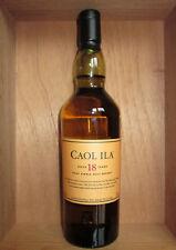 Caol ILA 18 - 200ml - 43% - Single Malt whisky